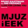 Couverture de l'album I Live for Loving You (Royale Disco Classic Mix) [feat. Bibi Provence] - Single