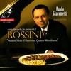 Cover of the album Rossini: Quatre Hors D'Oeuvres, Quatre Mendiants, Etc.