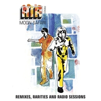 Cover of the track Moon Safari Remixes, Rarities and Radio Sessions