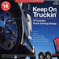 Cover of the track Super 16 Hits: Keep On Truckin'