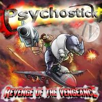 Couverture du titre IV: Revenge Of The Vengeance