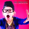 Cover of the album Cool People Suck! (Compiled by Noktamid & Adda)