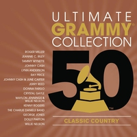 Couverture du titre Ultimate Grammy Collection: Classic Country