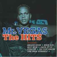 Cover of the track Mr. Vegas: the Hits