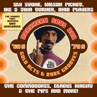 Couverture du titre Northern Soul Box - '60s & '70s Gold Acts & Rare Grooves (Re-Recorded Versions)