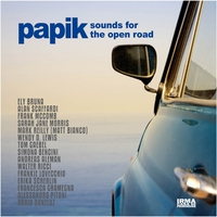 Couverture du titre Sounds for the Open Road