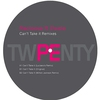 Couverture de l'album Can't Take It (Remixes) [feat. Dwele] - EP
