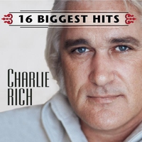 Cover of the track Charlie Rich - 16 Biggest Hits