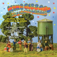 Cover of the track Paper Mâché Dream Balloon