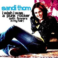 Cover of the track I Wish I Was a Punk Rocker (with Flowers in My Hair) - Single
