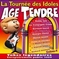 Cover of the track Âge tendre… la tournée des idoles, Vol. 4