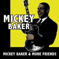 Cover of the track Mickey Baker & More Friends