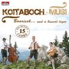 Cover of the album Boarisch… und a bisserl leger