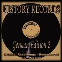 Couverture du titre History Records: German Edition 2 (US Version) [Remastered]