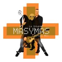 Couverture du titre Más y Más (Ritual Mix) - Single