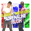 Couverture de l'album Adrenaline Rush (feat. Mr. Vegas) - Single