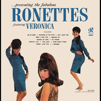 Cover of the track Presenting the Fabulous Ronettes Featuring Veronica