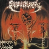 Cover of the album Morbid Visions / Bestial Devastation