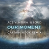 Couverture de l'album Our Moment (Captain Hook Remix) - Single