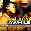 Cover of the album Stay Awhile: 15 Uk Soul Grooves