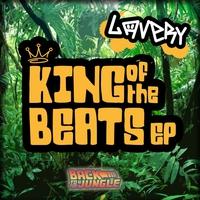 Couverture du titre King of the Beats - EP