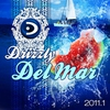 Couverture de l'album Drizzly Del Mar 2011.1: Balearic Beach Club & Ibiza Island Lounge & Chill Out Grooves