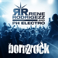 Cover of the track Born 2 Rock - EP