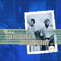 Cover of the track The Best Of Ella Fitzgerald & Louis Armstrong
