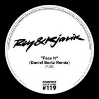 Couverture du titre Face It (Daniel Bortz Remix) - Single