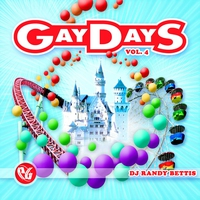 Cover of the track Party Groove: Gay Days, Vol. 4