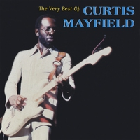 Cover of the track The Very Best of Curtis Mayfield