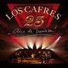 Cover of the album Los Cafres- 25 Años de Música