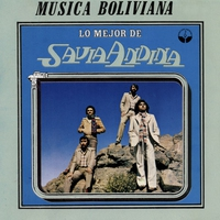 Cover of the track Lo Mejor de Savia Andina (Música Boliviana)