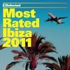 Couverture de l'album Most Rated Ibiza 2010