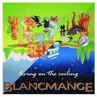 Couverture du titre Living on the Ceiling - Single