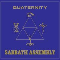 Couverture du titre Quaternity