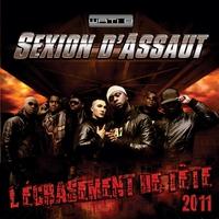 Cover of the track L'écrasement de tête 2011