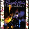 Cover of the track purple rain