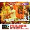 Couverture de l'album Latin Lover Vol 1 - EP