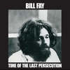 Cover of the album Time of the Last Persecution