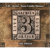 Couverture de l'album Sachsendreier. Live. Die Zweite