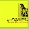 Cover of the album Shakin' the Africann