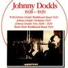 Couverture de l'album Johnny Dodds 1928 - 1929