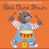 Couverture de l'album 20 chansons et comptines de Petit Ours Brun, Vol. 1