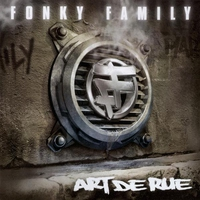 Cover of the track Art de rue