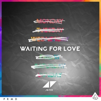 Cover of the track Waiting for Love - Single
