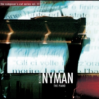 Cover of the track The Piano (The Composer's Cut Series, Vol. 3)