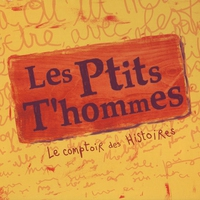 Cover of the track Le Comptoir des histoires