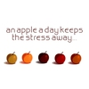 Cover of the album An Apple a Day Keeps the Stress Away...