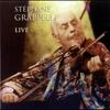 Couverture de l'album Stéphane Grappelli: Live
